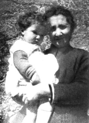 Gramsci y su madre
